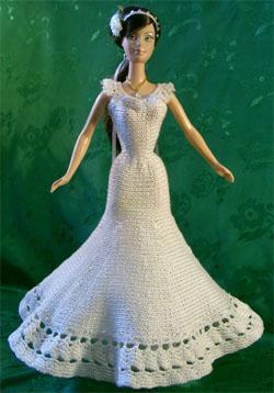 Вязание для кукол БАРБИ.