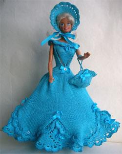 Там вы можете получить практические навыки вязания одежды для кукол Барби.  Вас научат вязать реальные образцы...